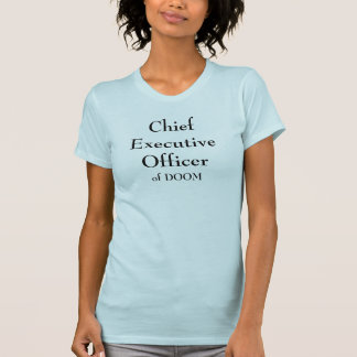 CEO, Sloan style Tshirts