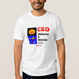 """CEO"" T-SHIRTS"