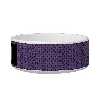 Ceramic bowl for animals Legs of dog