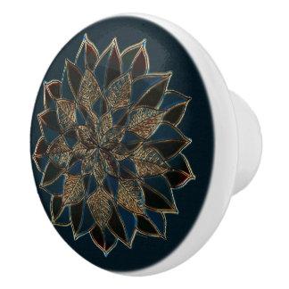 Ceramic Knob Multicolor Design