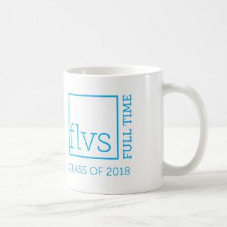 Ceramic Mug, FLVS Full Time 2018 Coffee Mug