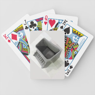 Ceramic Piano Bicycle Playing Cards