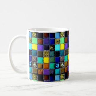 Ceramic Tile Coffee Mug | Bold