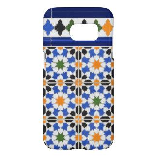 Ceramic tiles from Granada