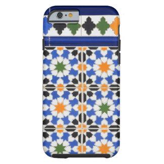 Ceramic tiles from Granada case Tough iPhone 6 Case