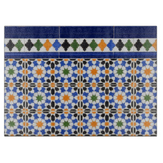 Ceramic tiles from Granada Cutting Board