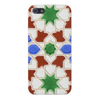 Ceramic tiles from Granada iPhone Case iPhone 5/5S Case