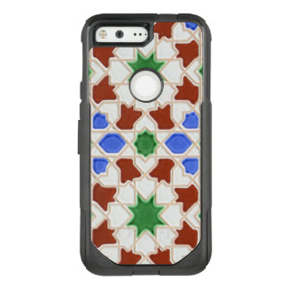 Ceramic tiles from Granada OtterBox Commuter Google Pixel Case