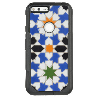 Ceramic tiles from Granada OtterBox Commuter Google Pixel XL Case