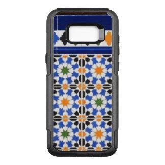 Ceramic tiles from Granada OtterBox Commuter Samsung Galaxy S8+ Case