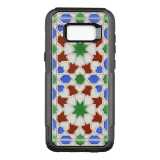 Ceramic tiles from Granada OtterBox Commuter Samsung Galaxy S8+ Case