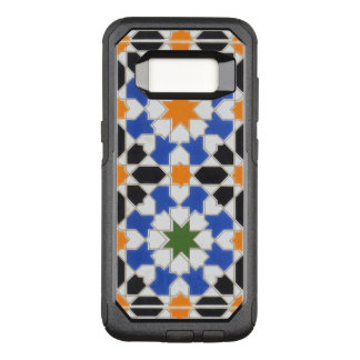 Ceramic tiles from Granada OtterBox Commuter Samsung Galaxy S8 Case