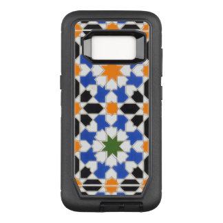 Ceramic tiles from Granada OtterBox Defender Samsung Galaxy S8 Case