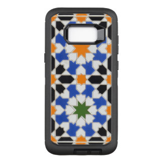 Ceramic tiles from Granada OtterBox Defender Samsung Galaxy S8+ Case