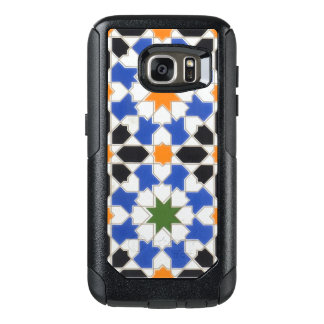 Ceramic tiles from Granada OtterBox Samsung Galaxy S7 Case