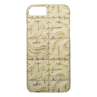 ceramic tiles pattern texture architecture stucco iPhone 8/7 case