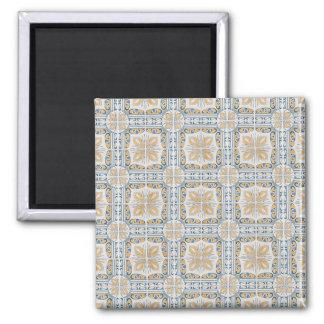 Ceramic tiles square magnet