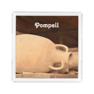 Ceramics in Pompeii