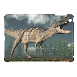 Ceratosaurus dinosaur - 3D render Case For The iPad Mini