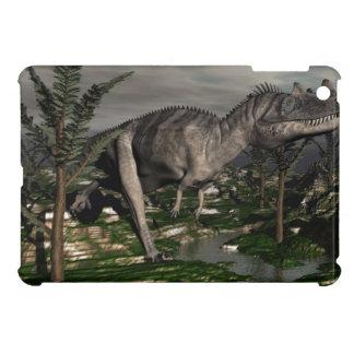 Ceratosaurus dinosaur - 3D render iPad Mini Case