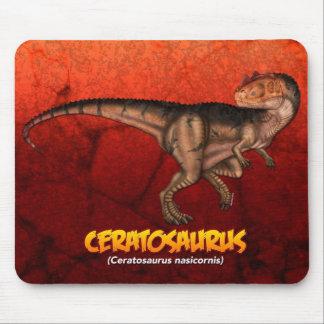 Ceratosaurus Mousepad