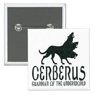 Cerberus Pinback Buttons
