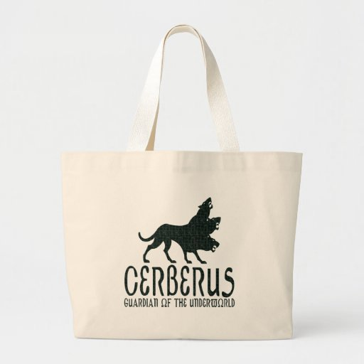 Cerberus Tote Bags