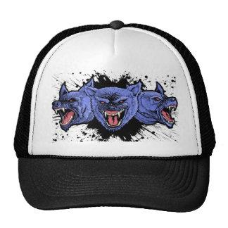 Cerberus Cap Trucker Hat