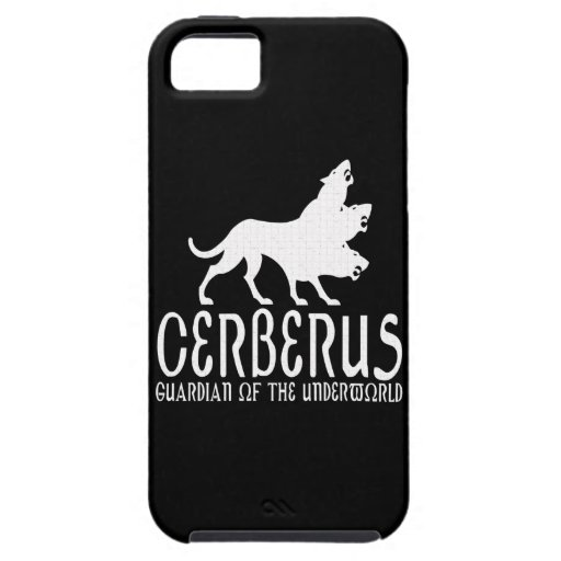 Cerberus iPhone 5/5S Covers