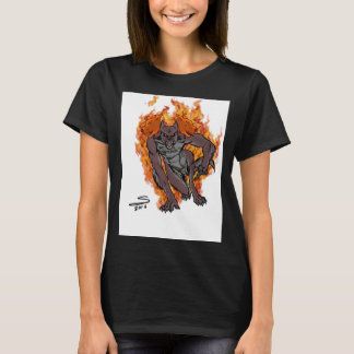 Cerberus Custom apparel from Villains Unleashed T-Shirt