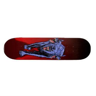 Cerberus deck skateboard deck