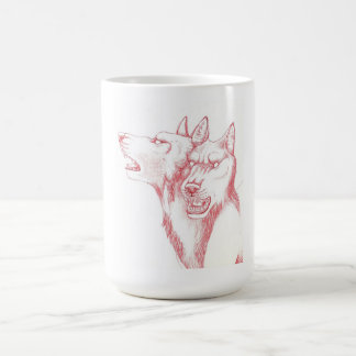 Cerberus Graphic Mug
