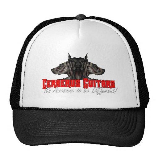 Cerberus Guitars Logo Hat