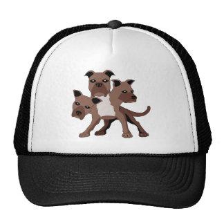 Cerberus Mesh Hat