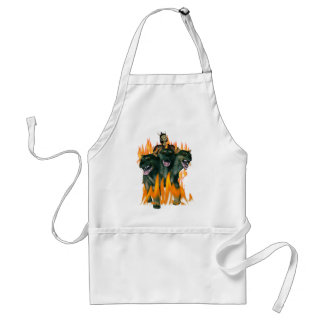 Cerberus In Hell Adult Apron