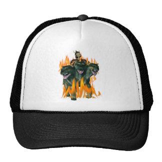 Cerberus In Hell Trucker Hat