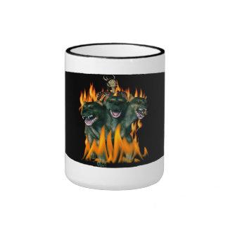 Cerberus In Hell Mug
