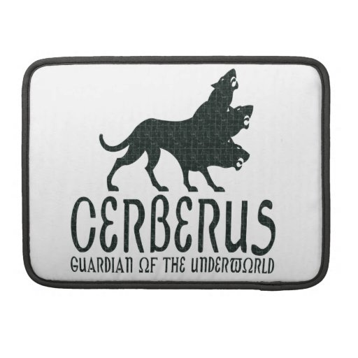 Cerberus Sleeve For MacBook Pro