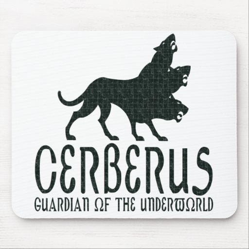 Cerberus Mouse Pad
