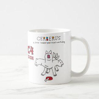 CERBERUS BASIC WHITE MUG