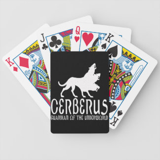 Cerberus Bicycle Poker Cards
