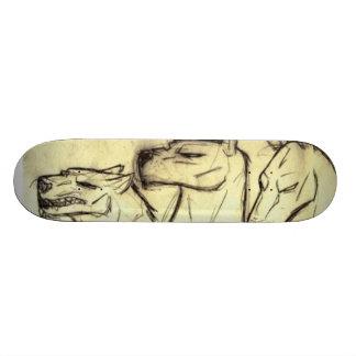 Cerberus-Revisited Skate Boards