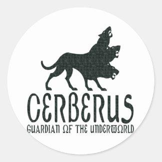 Cerberus Stickers