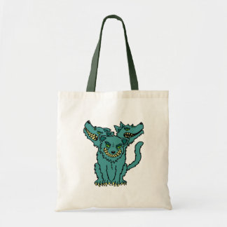 Cerberus - The Three Headed Hell Hound Tote Bag
