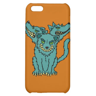 Cerberus - The Three Headed Hell Hound iPhone 5C Covers