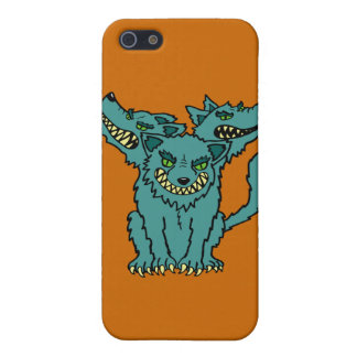 Cerberus - The Three Headed Hell Hound Cover For iPhone 5