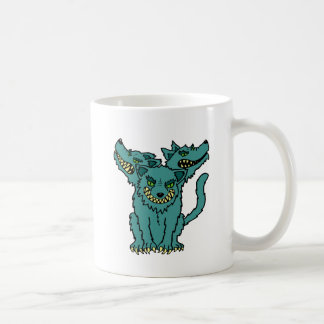 Cerberus - The Three Headed Hell Hound Coffee Mugs