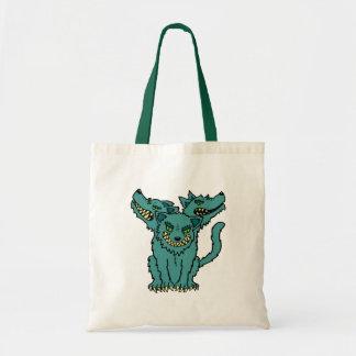 Cerberus - The Three Headed Hell Hound Tote Bag