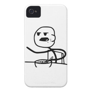 Cereal Guy Barely There iPhone 4 Case