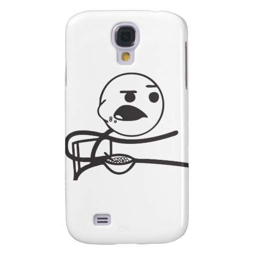 Cereal Guy Galaxy S4 Cases